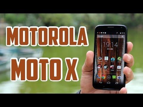 Motorola Moto X, review en español