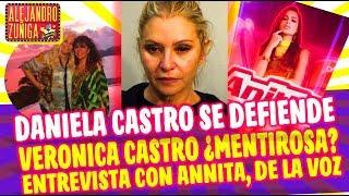 DANIELA CASTRO SE DEFIENDE, ¿ LA VERO MIENTE?   ENTREVISTA ANITTA