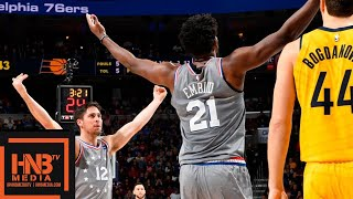 Philadelphia Sixers vs Indiana Pacers Full Game Highlights | 12.14.2018, NBA Season