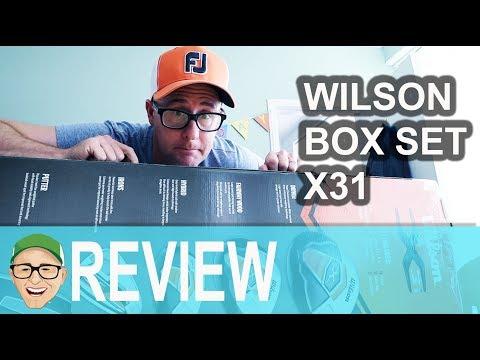 Wilson X31 Box Set