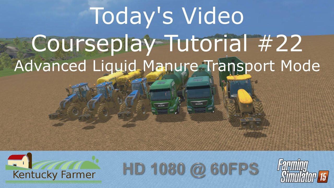 how to make liquid manure