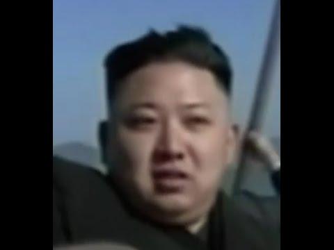 Kim Jong Un Hautnah
