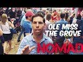 Road Trip to The Grove, Alabama at Ole Miss 2016, Oxford, MS // Nomad (Ep. 3)