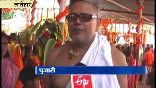 Devotees flock to Ugratara temple to offer Navratri prayers