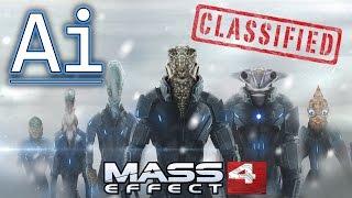 Mass Effect 4 Info Leaked: Story, New Alien Race, Planets, Love