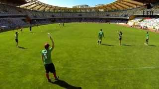 Campeonato Nacional e Ibérico de Ultimate Frisbee de Relva 2014