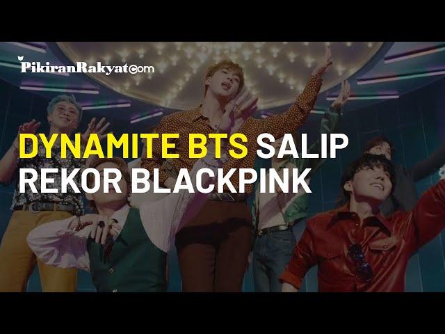 BTS Salip Rekor BLACKPINK dengan Single Terbaru Dynamite, Pecahkan Rekor 100 Juta Penayangan di YouT