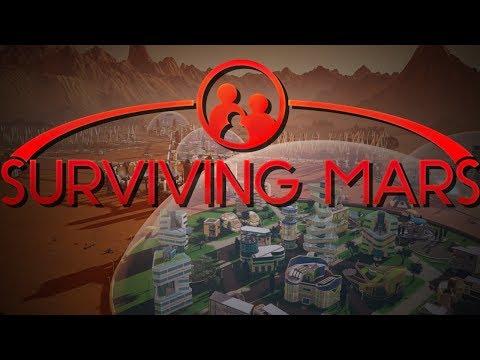 SURVIVING MARS | Brave New World | Surviving Mars Gameplay Walkthrough