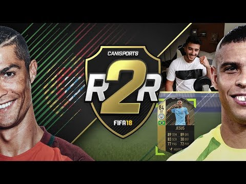 FIFA 18 Road To Ronaldos #12 - BUYING IF GABRIEL JESUS! SQUAD BATTLES ON ULTIMATE DIFFICULTY