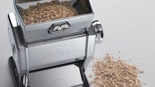 Marcato stainless grain flaker and mill