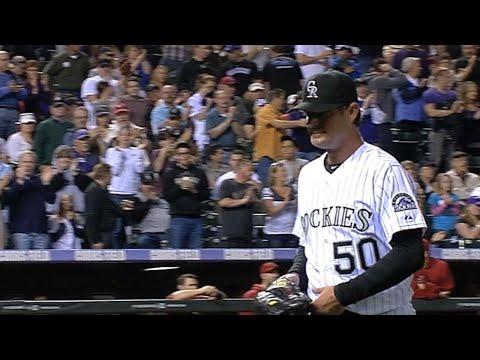 Jamie Moyer's final big league win