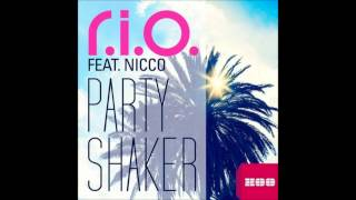 R.I.O. feat. Nicco - Party Shaker Bass Boosted