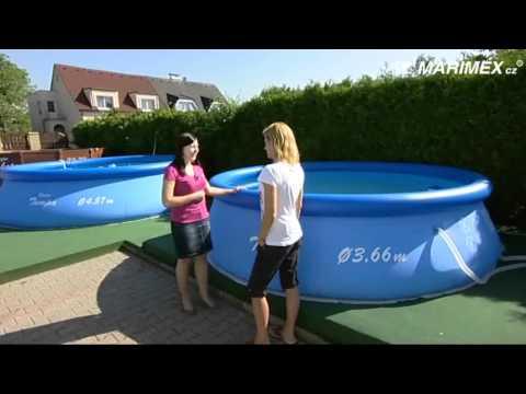 Intex easy set 305 x 76cm doovi for Intex pool aktion