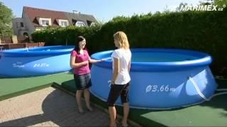 Výběr nadzemního bazénu