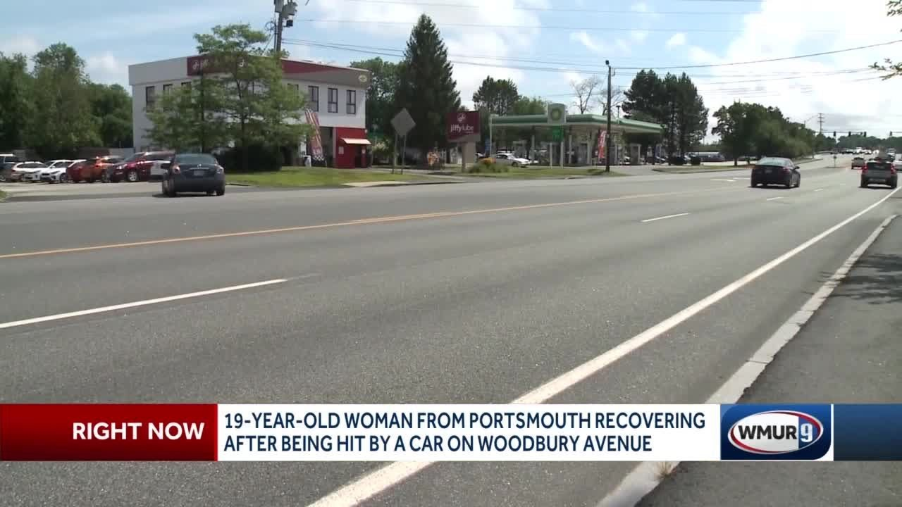 Woman seriously injured in Portsmouth hit-and-run