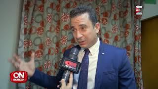 فيديو  أحمد عبد الغني يعلن عن سر زواجه من غادة عبد الرازق