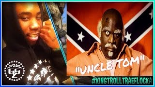 "HILARIOUS ARGUMENTS! COD BLACK OPS 2! TRAE FLOCKA VS. ""UNCLE TOM"" #GOMFSFB"