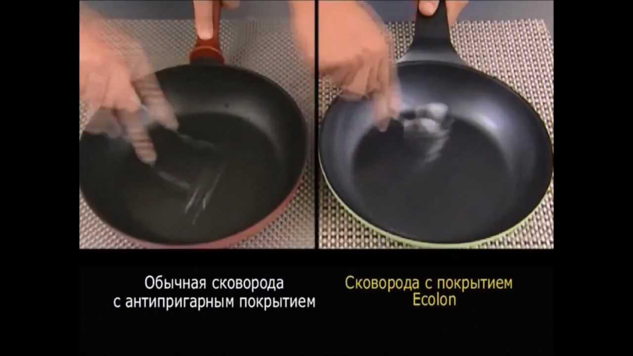Как очистить сковороду от нагара без химии. Самый быстрый способ .