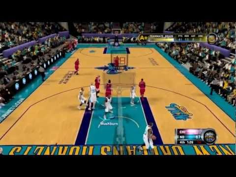 NBA 2K12: Jamal Mashburn Create A Legend Ep.1 - Monster Mash!