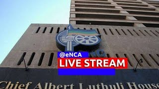 CATCH IT LIVE: ANC briefing from Luthuli House