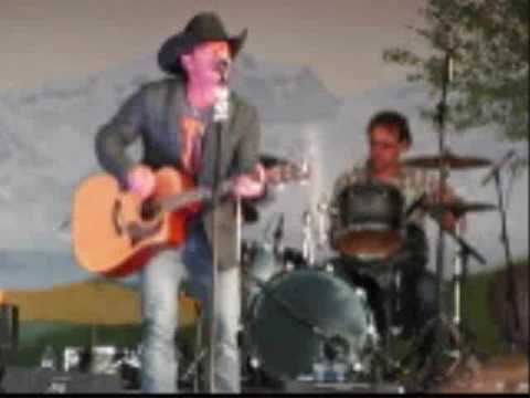 Aaron Pritchett you can't say i didn't love you Live in Cochrane for Canada day 2009