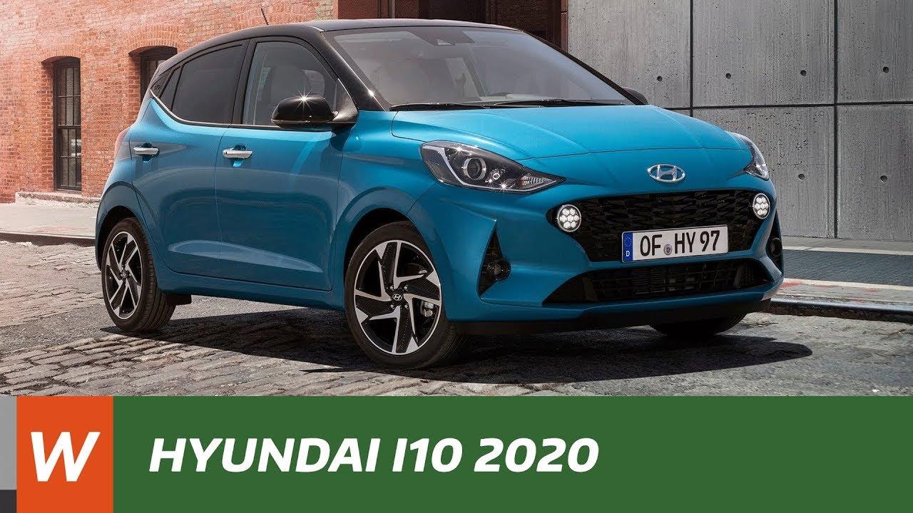 Hyundai I10 2020 Les Premieres Infos Youtube