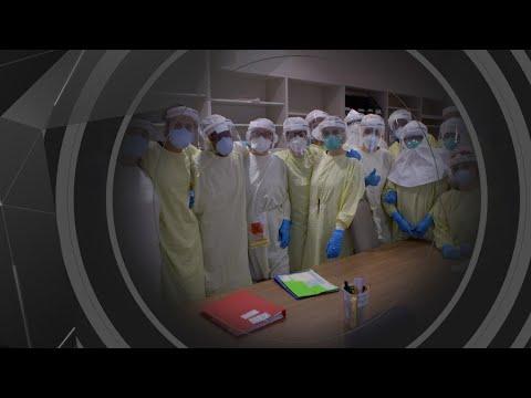 Coronavirus : une semaine à l'Hôpital juif de Montréal