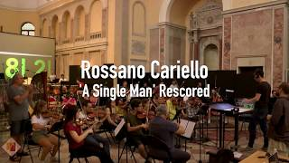 Orchestral Recording for a Rescore of a Scene from A Single Man
