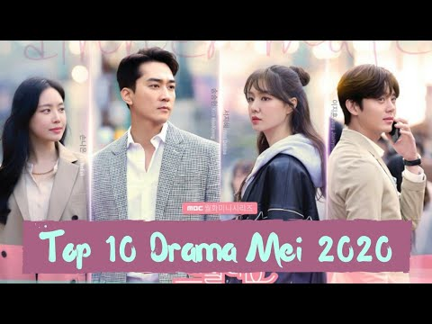 Dijamin Seru | 10 Drama Korea Terbaru Mei 2020