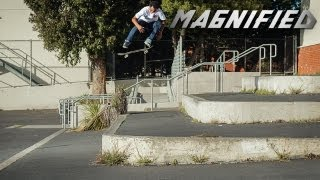 Magnified: Forrest Edwards