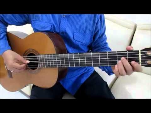 Belajar Kunci Gitar Kotak Masih Cinta Petikan Mudah