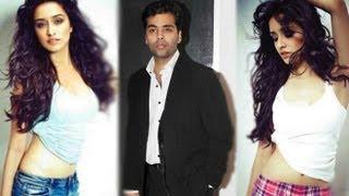 Shraddha Kapoor Turns Item Girl For Karan Johar's 'Ungli'