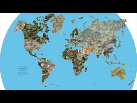 Military Camouflage Patterns in Different Countries