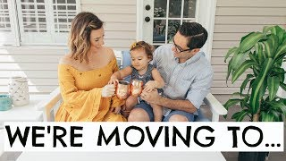 WE'RE MOVING...AGAIN! | Hayley Paige