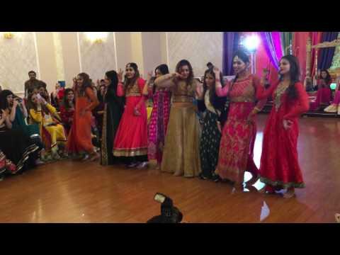 Girls Mehndi dance 2016