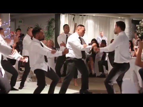 wedding-haka