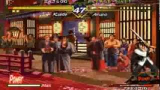 The Last Blade ARCADE 720P HD Playthrough with KAEDE