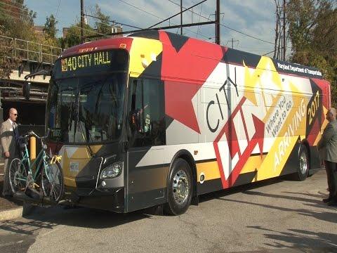 Baltimore Transit - Gov. Larry Hogan Announces Transformative Transit Plan for Baltimore City