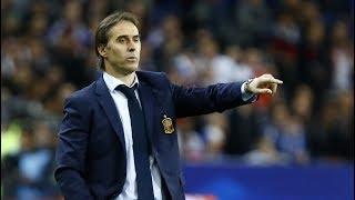JULEN LOPETEGUI NEW REAL MADRID HEAD COACH || Real Madrid || New Coach ||