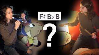 Spontaneous Composition (F#, Bb, B)