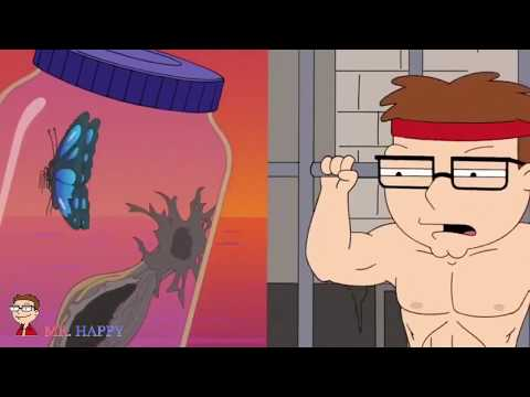 American Dad - Steve goes to prison
