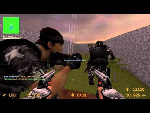 Counter-Strike Source: Zombie Escape - ZE_30_Seconds_B2 (1080p)