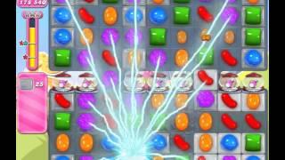 Candy Crush Saga Level 1665 - NO BOOSTERS
