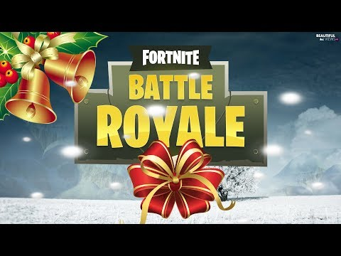 CLUTCHING WINS!! Christmas Battle Royale - Xbox One - Chat, ENJOY and Subscribe