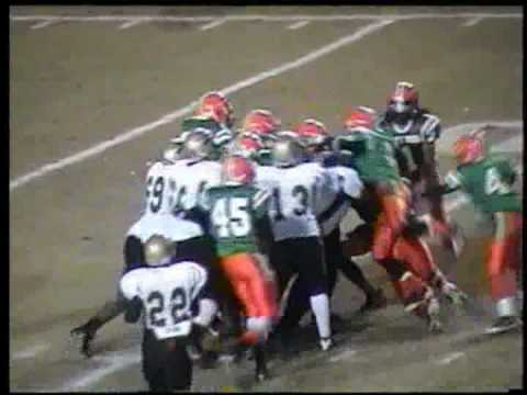 William Henderson #76 Defensive Lineman FAMU HIGH 2008 Hilites