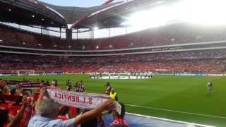 Benfica vs Anderlecht Benfica Anthem