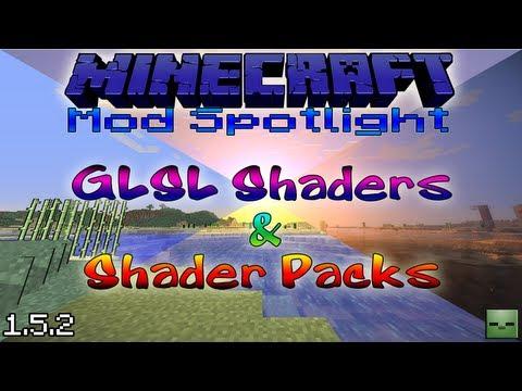 glsl shaders 1.5.2