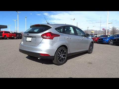 2017 Ford Focus Salt Lake City, Murray, South Jordan, West Valley City, West Jordan, UT 40407