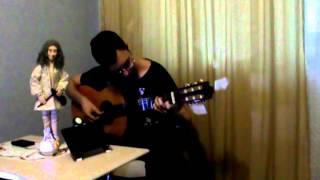 Отель Калифорния.классическая гитара.