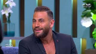 الحلقة الكاملة مع إبراهيم فايق وأبطال مسلسل